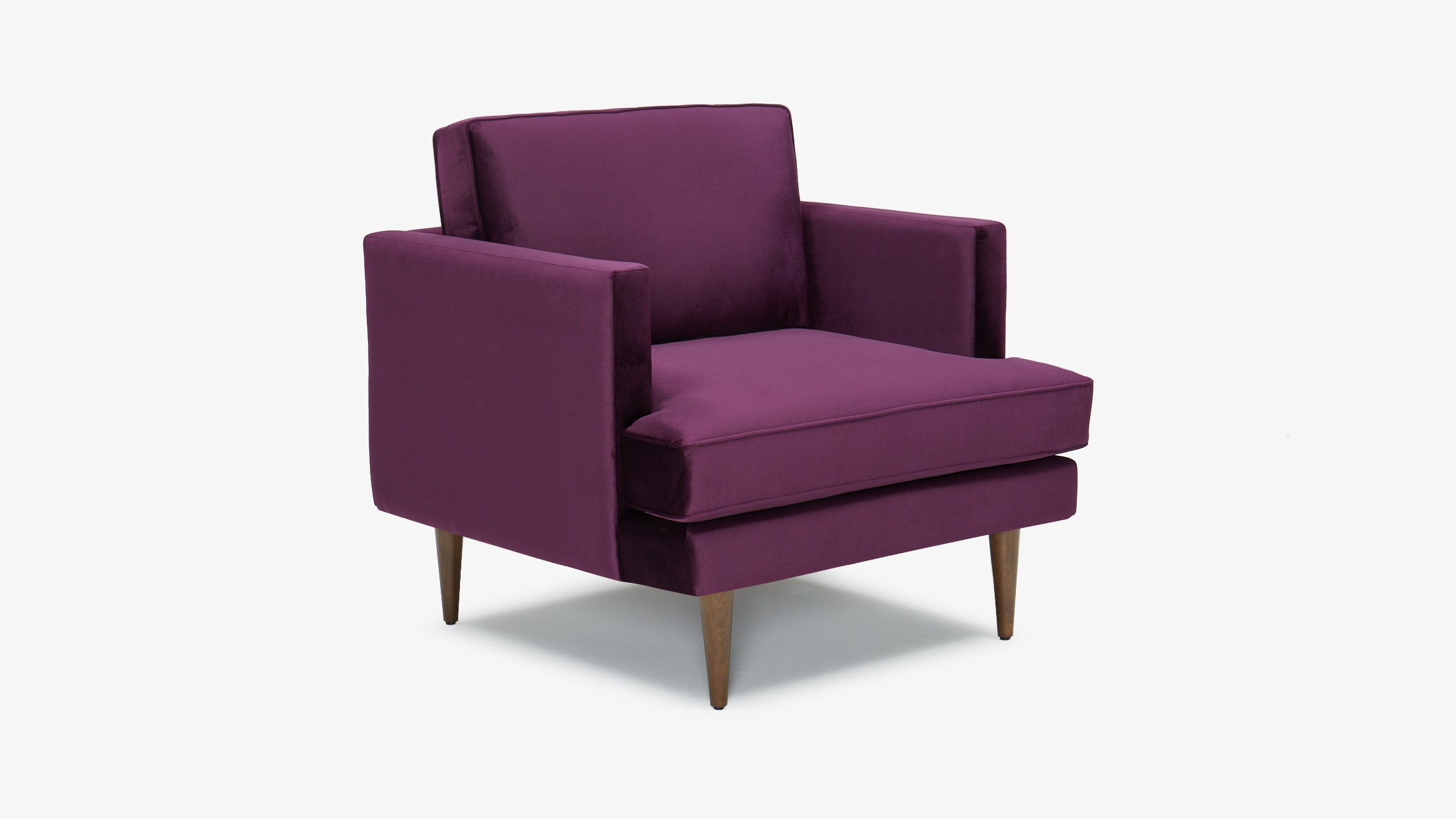 Preston Chair Genova Purple
