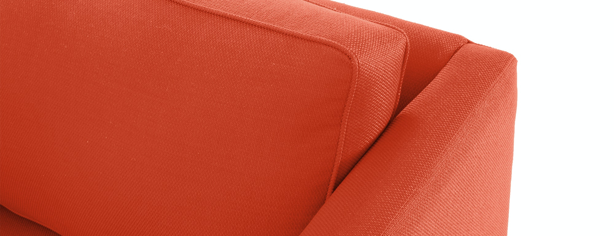 shown in Key Largo Coral Fabric