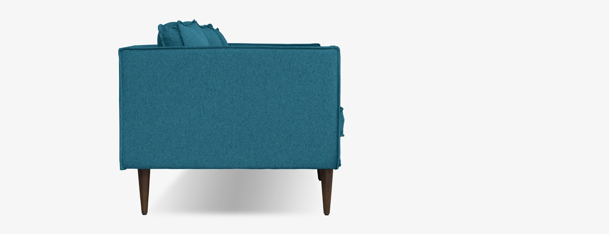 shown in Essence Turquoise Fabric