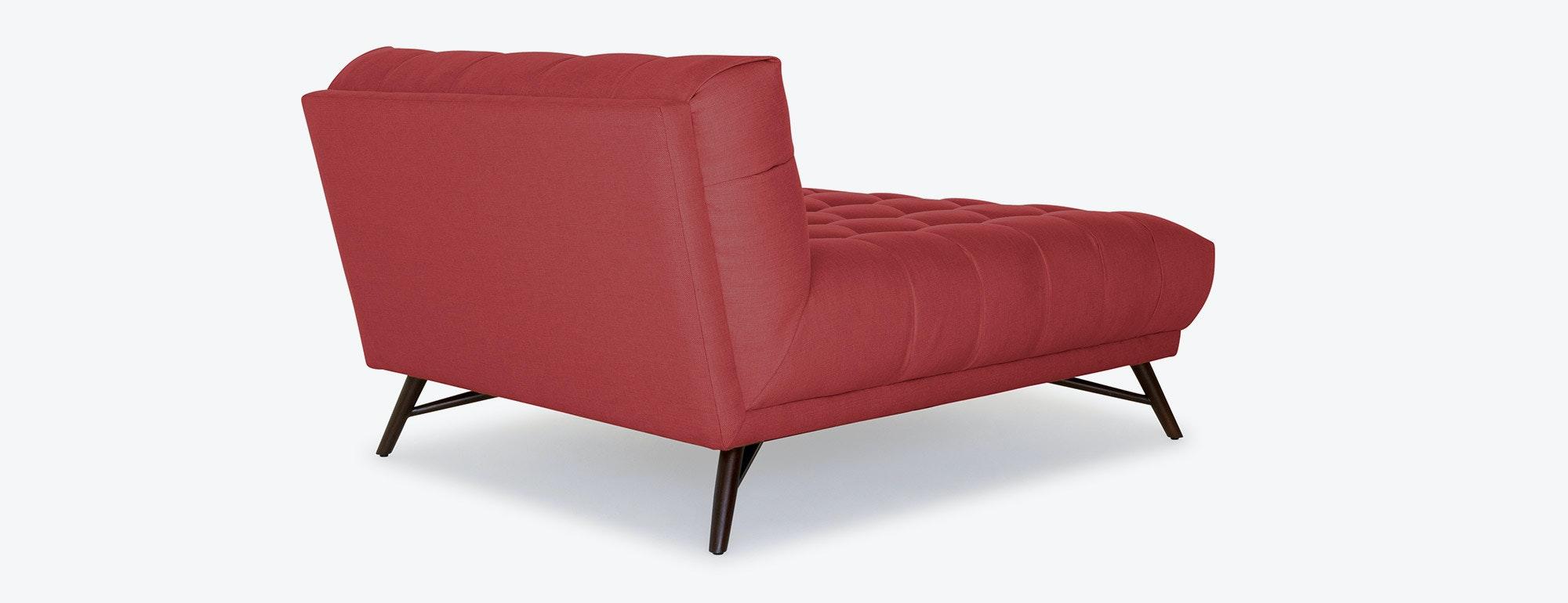 ocean park armless chaise joybird. Black Bedroom Furniture Sets. Home Design Ideas