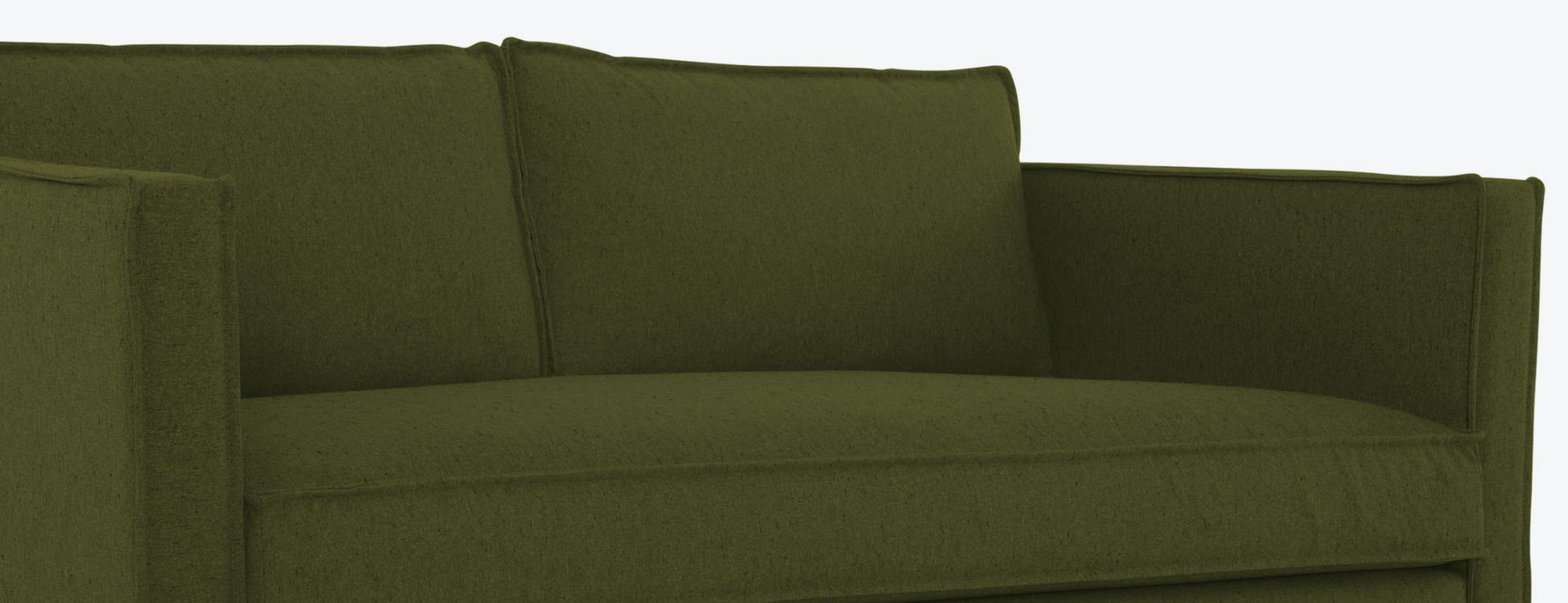 shown in Bella Forest Fabric