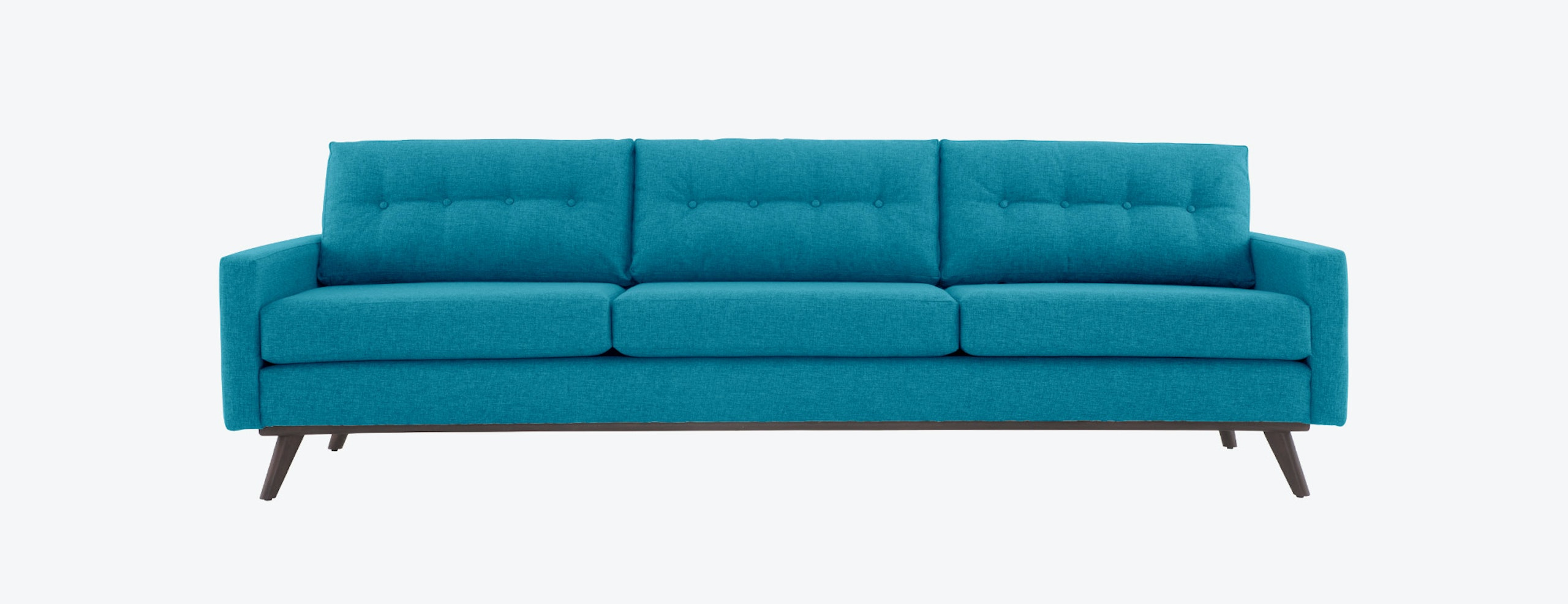 mid-century modern sofa couch