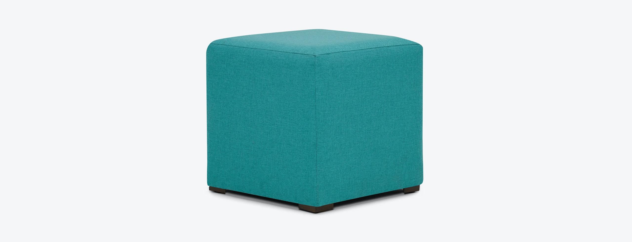 Cort Cube Ottoman Taylor Tonic