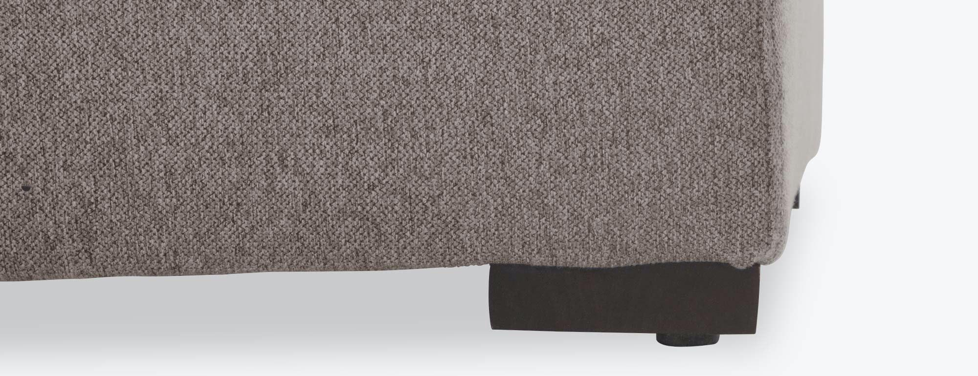shown in Dawson Brindle Fabric