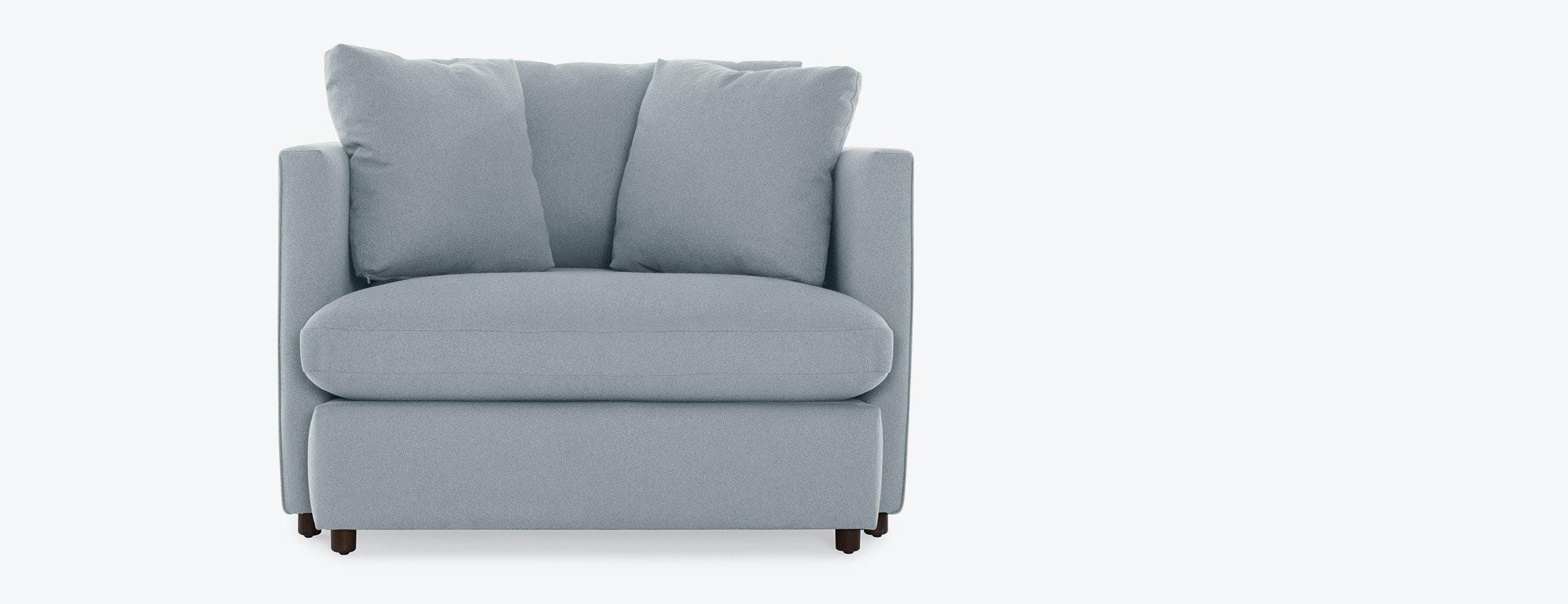 banks chair and a half | joybird