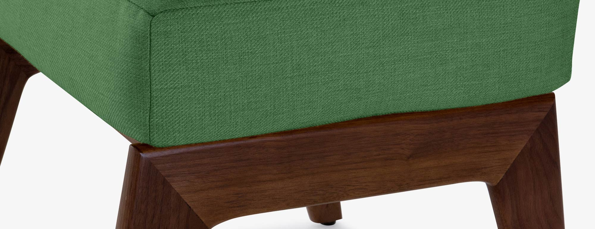 shown in Key Largo Kelly Green Fabric
