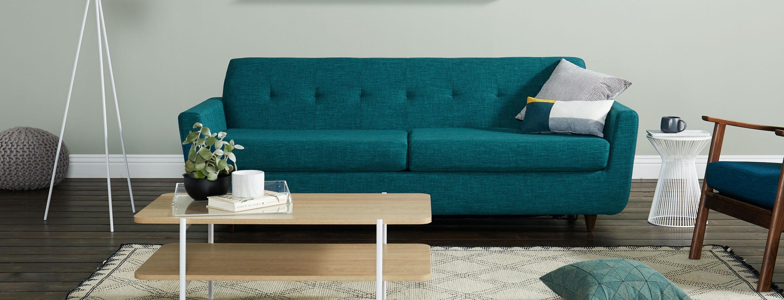 Hughes Sleeper Sofa Joybird