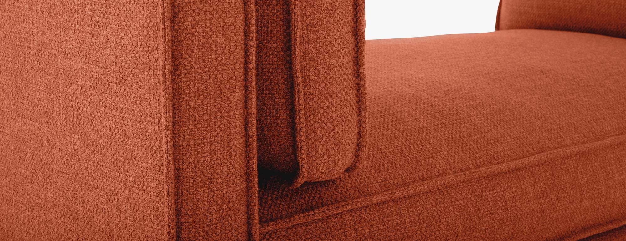 shown in Vibe Sunkist Fabric