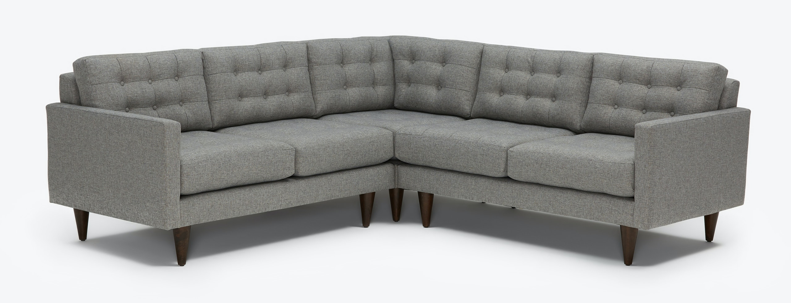 Astounding Eliot Apartment Corner Sectional Gamerscity Chair Design For Home Gamerscityorg
