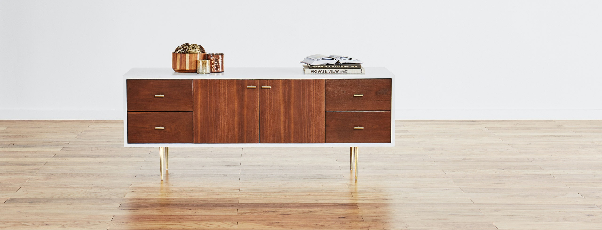 Mid Century Modern Cabinets and Storage