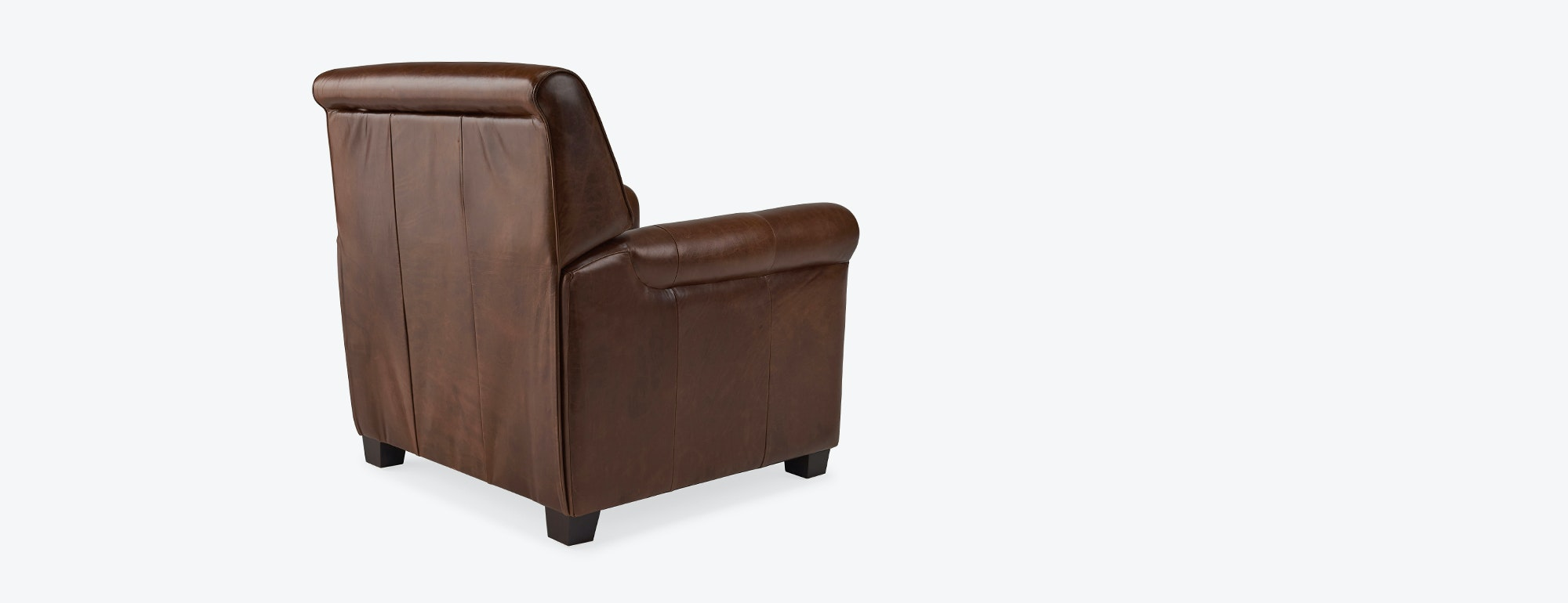 shown in Academy Cuero Leather