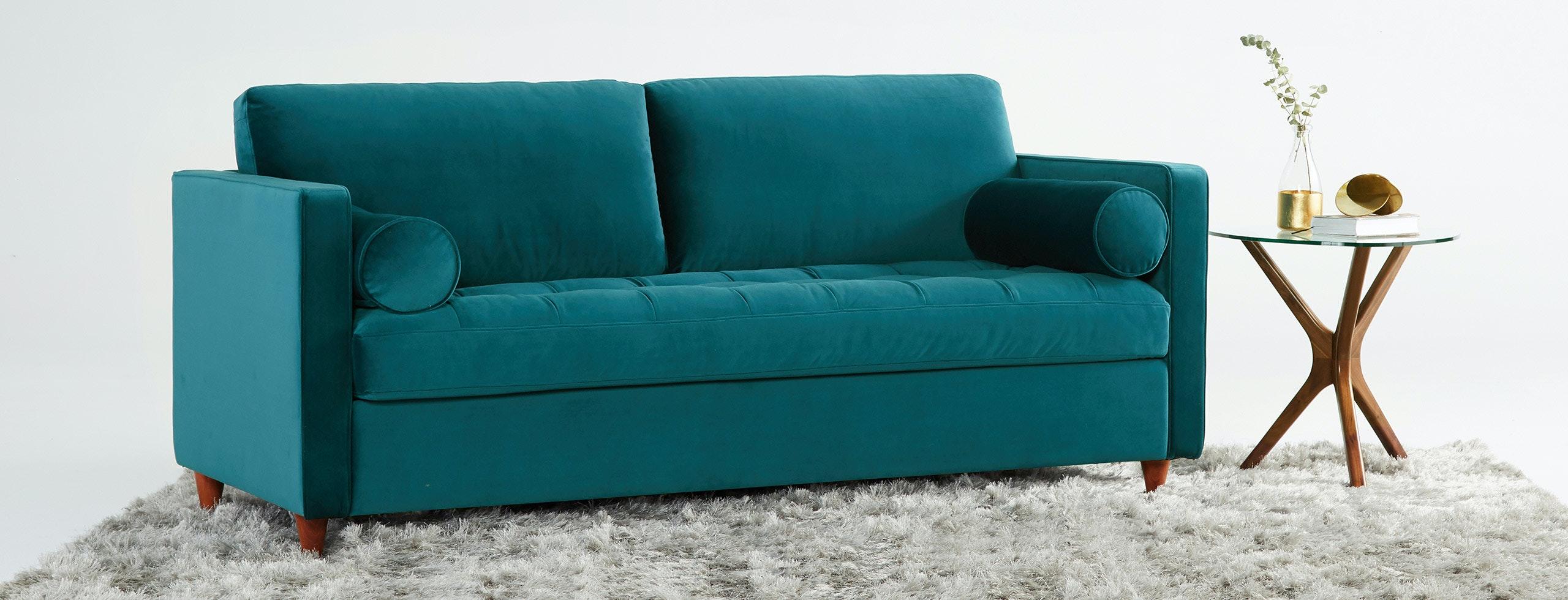 briar sleeper sofa joybird rh joybird com blue velvet sleeper sofa velvet tufted sleeper sofa