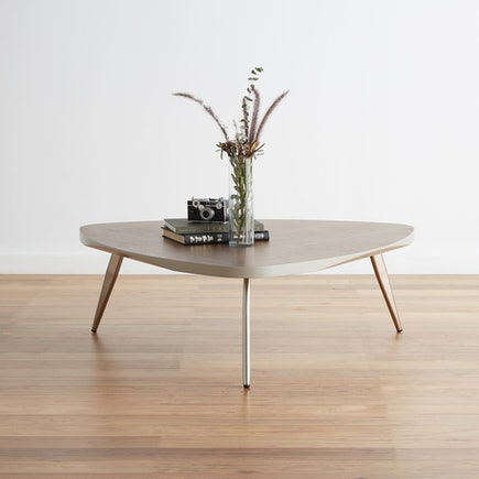 Gert Cocktail Table Walnut