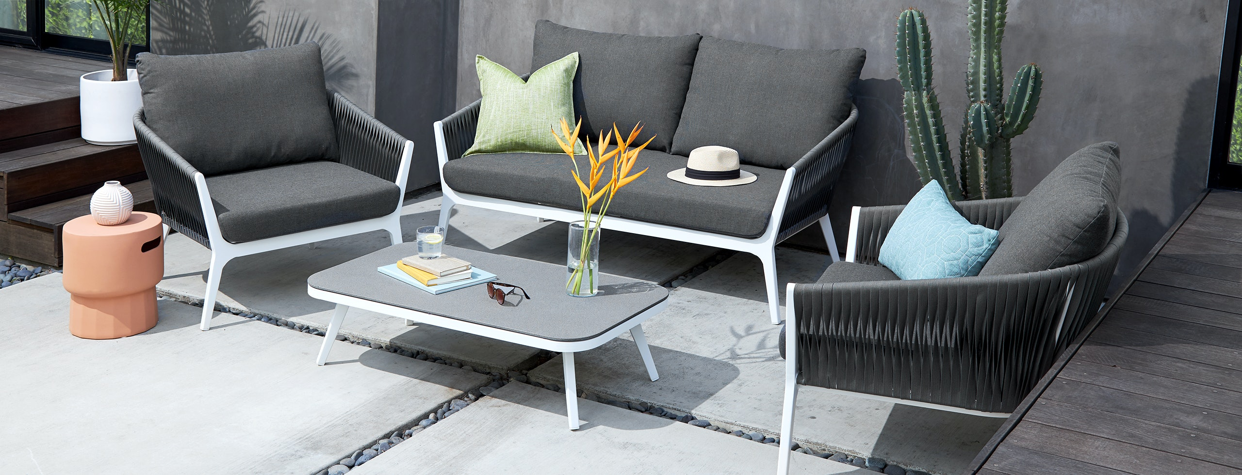 Rizzo Outdoor Collection