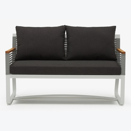 Bondi Outdoor Loveseat Updated