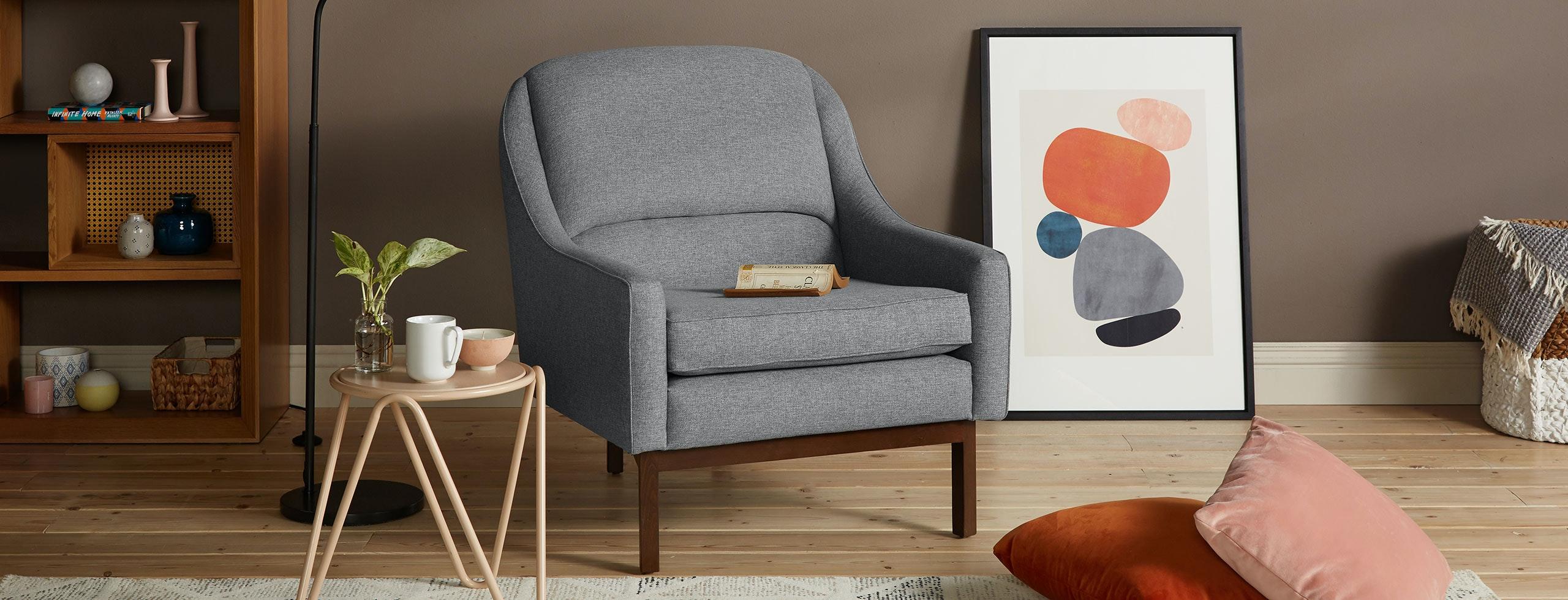 Knight Chair Joybird