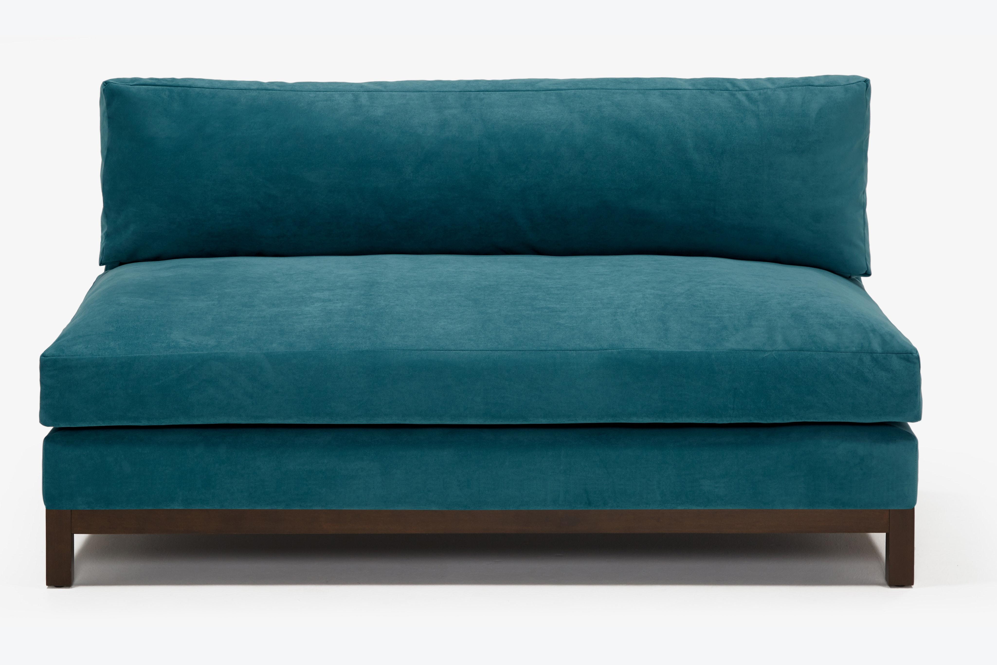 Arwen Armless Sofa Antonio Pool
