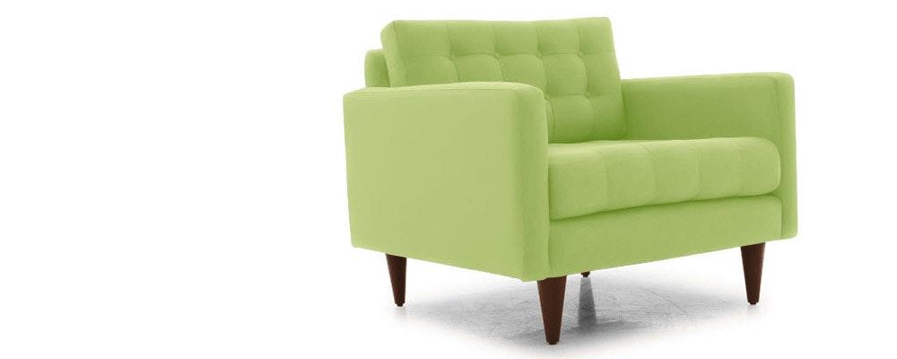 Eliot Leather Chair : Joybird