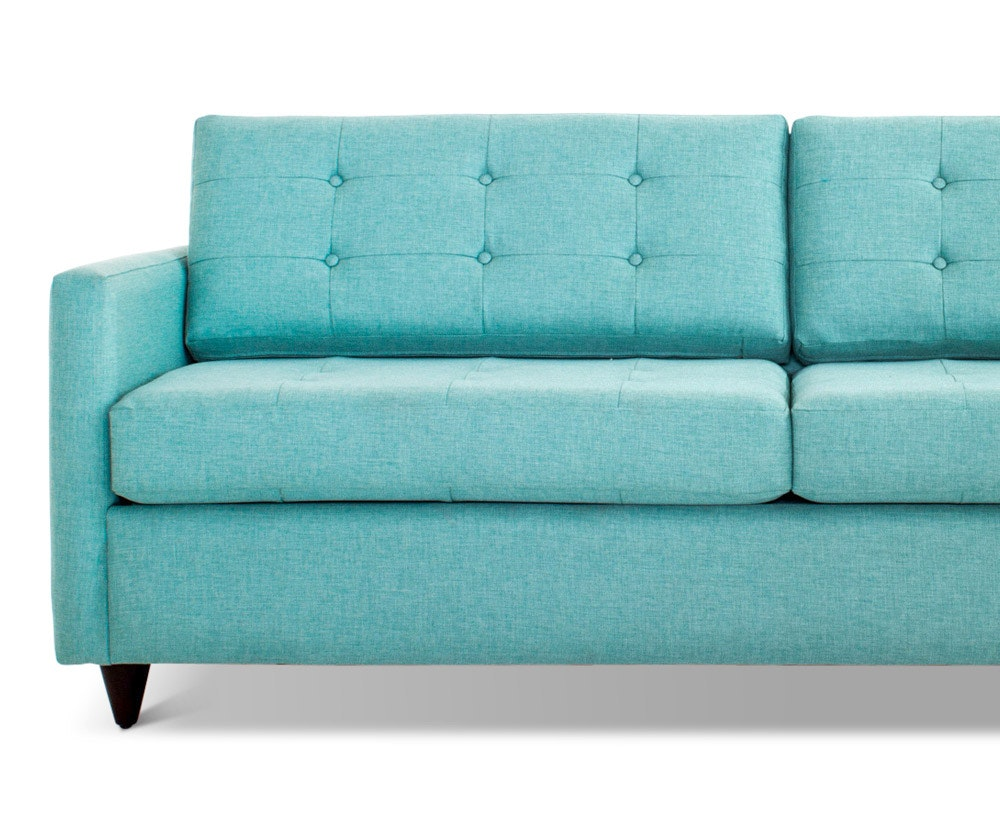 Teal Sleeper Sofa Movie Laguna Modern