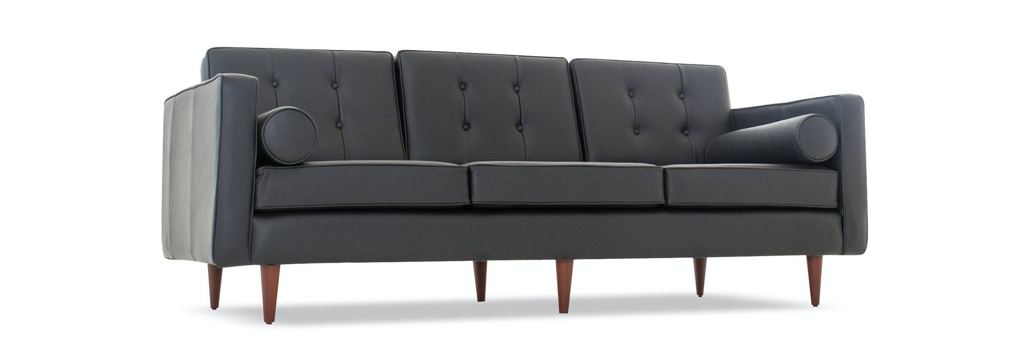 Braxton Leather Sofa Joybird