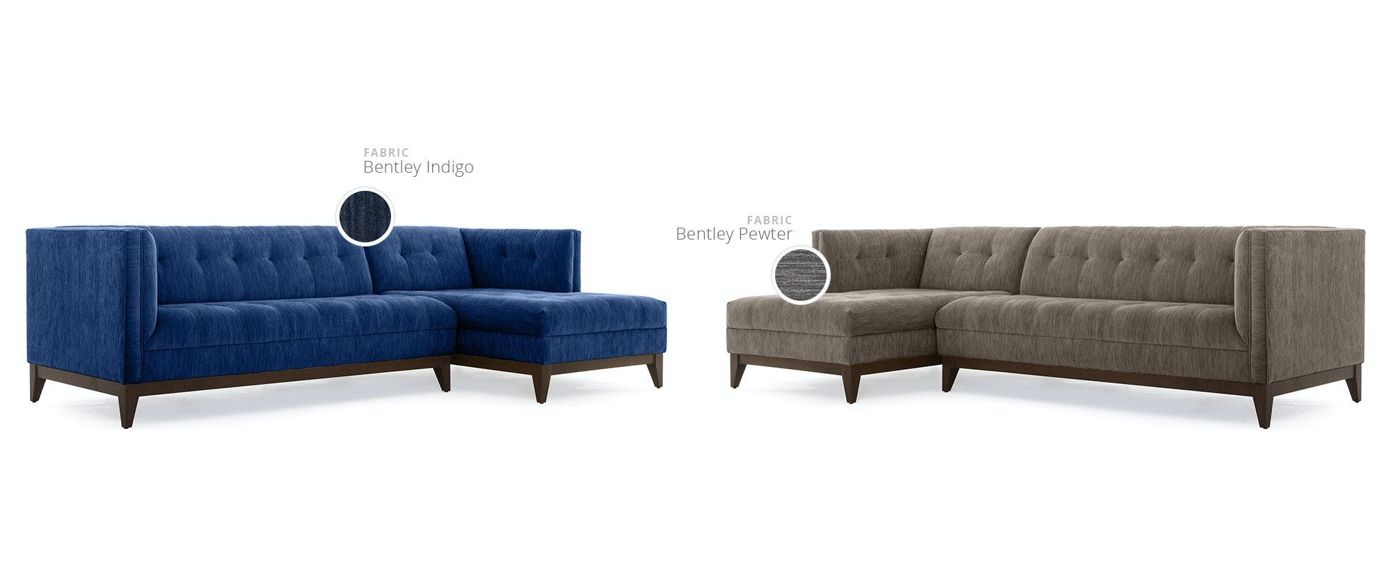 Shop by Color  sc 1 st  Joybird : bentley sectional - Sectionals, Sofas & Couches