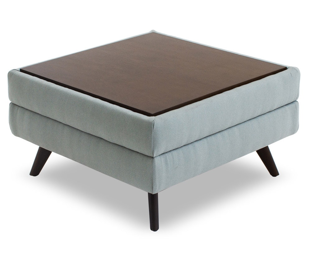 hopson table top ottoman joybird. Black Bedroom Furniture Sets. Home Design Ideas