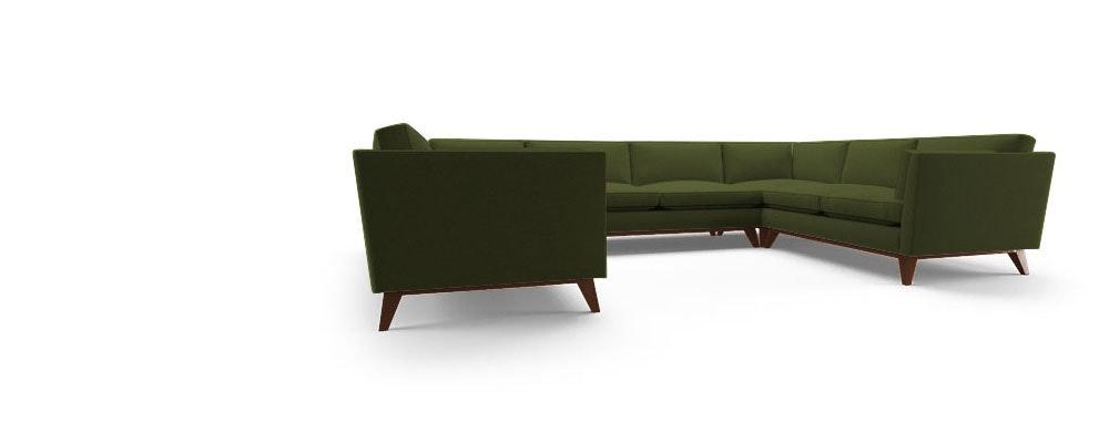 Roller u sofa sectional joybird - Sofa roller ...