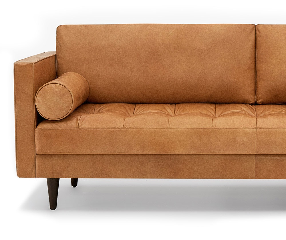 Briar Leather Sofa Joybird