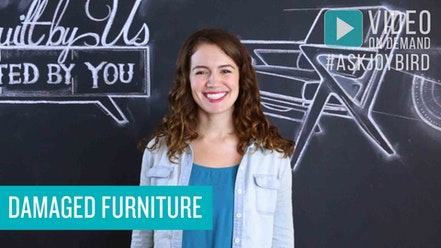 What If My Furniture Arrives Damaged? by Joybird Furniture
