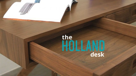 Holland Desk by Joybird Furniture