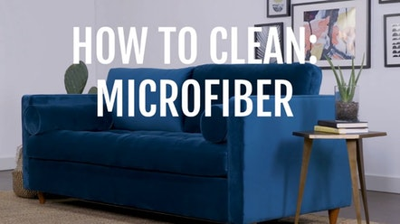 How to Clean Microfiber