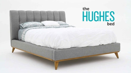 Hughes Bed by Joybird Furniture