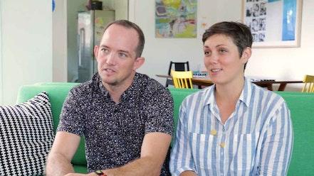 Joybird Testimonial - Angie and Mark