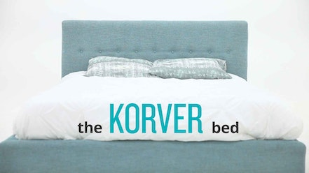 Korver Bed by Joybird Furniture