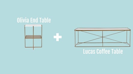 Perfect Pairing - Tables