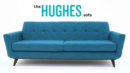 Hughes Sofa by Joybird Furniture