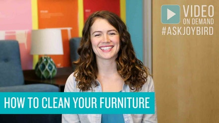 How to Clean Your Furniture