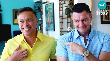 Joybird Testimonial - Ossie and Craig